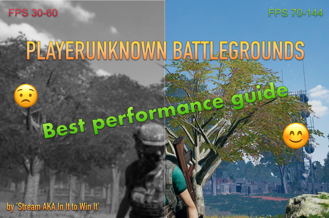 English) PUBG - Advanced FPS guide  Increase your FPS and